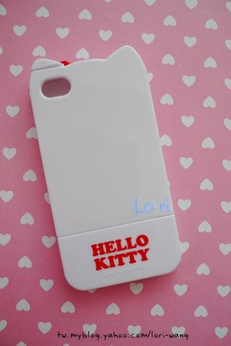 Hello Kitty iPhone 4 3D殼-04.jpg