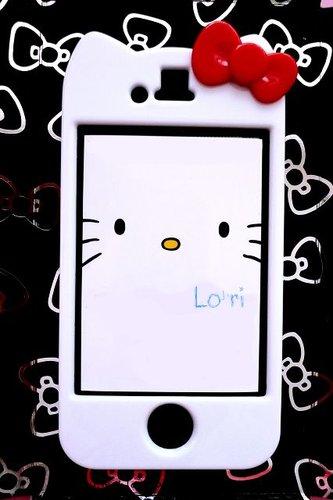 Hello Kitty iPhone 4 3D殼-10.jpg