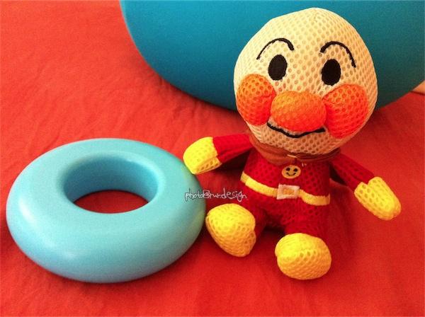 Thor的 麵包超人洗澡玩具 [アンパンマンANPANMAN]-03.jpg