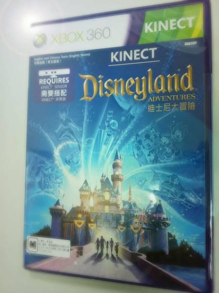 明天要帶Todd去迪士尼玩[在我家起居室] 『KINECT迪士尼大冒險:入手』-01.jpg