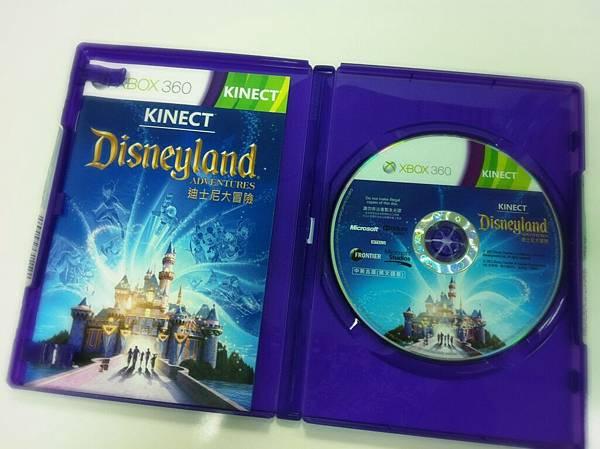 明天要帶Todd去迪士尼玩[在我家起居室] 『KINECT迪士尼大冒險:入手』-02.jpg