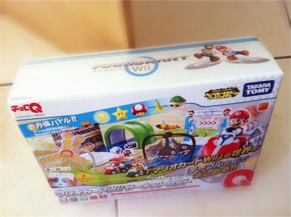 Todd的生日禮物:mini Q ~wii版瑪利歐 遙控賽車組-01.jpg