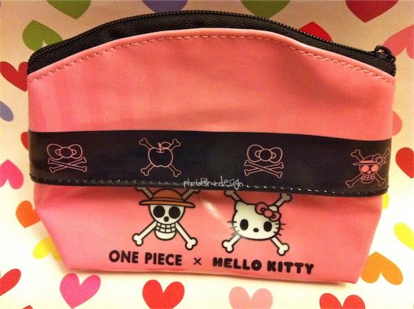 海賊王 one piece 草帽海賊團 第十位成員:新世界削錢最大咖kitty貓 [one piece x hello kitty].jpg