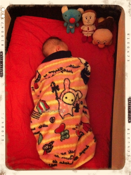 Thor的 憂傷馬戲團 小baby 毛毯『Sentimental Circus』.jpg