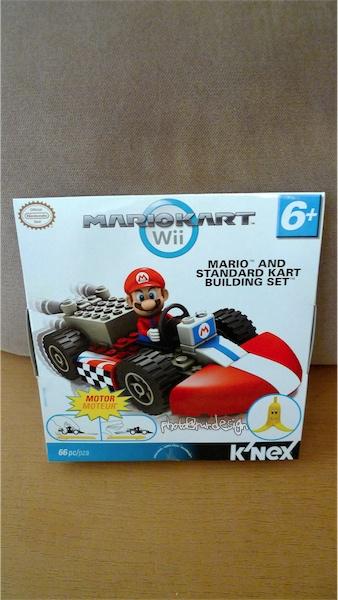 Todd在兒童節買的禮物~樂高LEGO馬力歐賽車MARIO KART Wii   -02