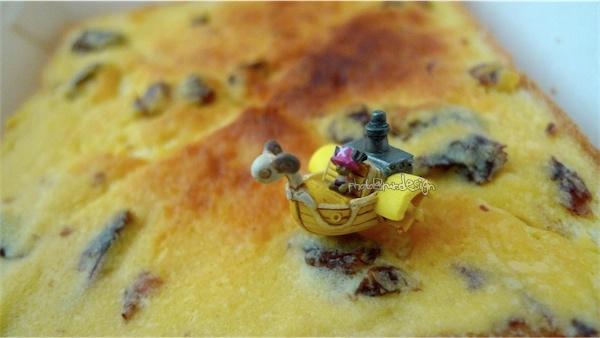 葡萄奶酥厚片^早餐ing...~喬巴&小梅莉號的葡萄奶酥土司海冒險-01