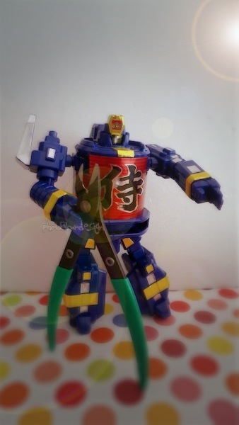 """侍戰隊 """"光"""" 的 """"大御用燈籠"""" 盒玩模型-03"""