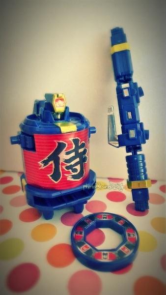 """侍戰隊 """"光"""" 的 """"大御用燈籠"""" 盒玩模型-02"""