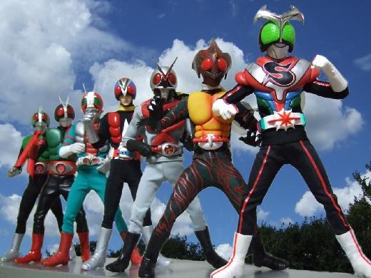 7人の仮面ライダーs2