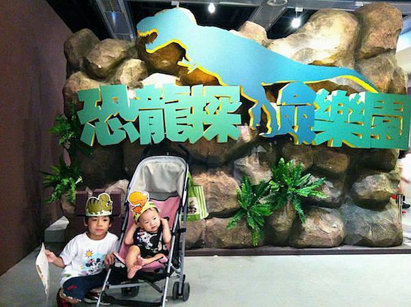 Todd & Thor兄弟倆的侏羅紀公園歷險記-01