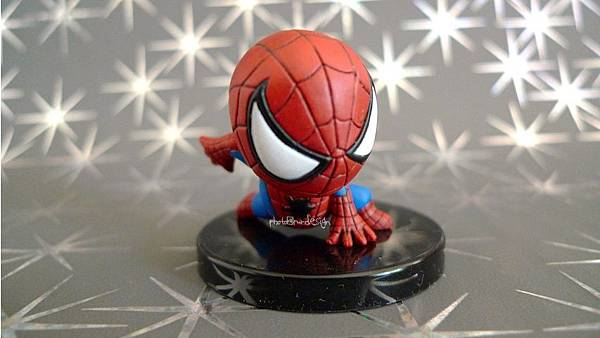 蜘蛛人  SPIDER-MAN FIGURE COLLECTION TIME CAPSULE ART CAPSULE TOY PROJECT-02