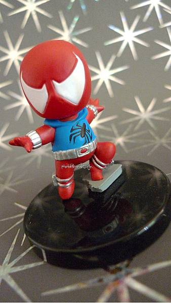 蜘蛛人  SPIDER-MAN FIGURE COLLECTION TIME CAPSULE ART CAPSULE TOY PROJECT-03