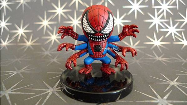 蜘蛛人  SPIDER-MAN FIGURE COLLECTION TIME CAPSULE ART CAPSULE TOY PROJECT-04