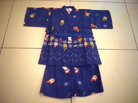 Todd的新衣服~アンパンマン 麵包超人 ANPANMAN 浴衣祭典服02-m30.jpg