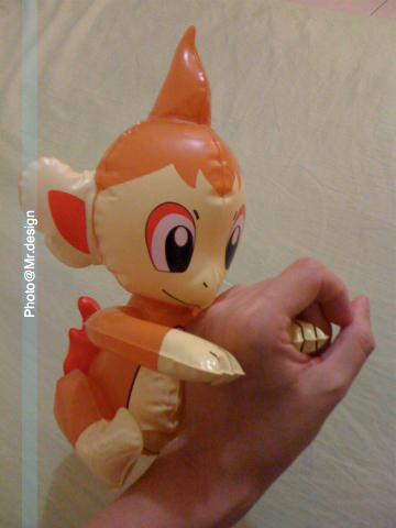 todd玩具~火焰猴02
