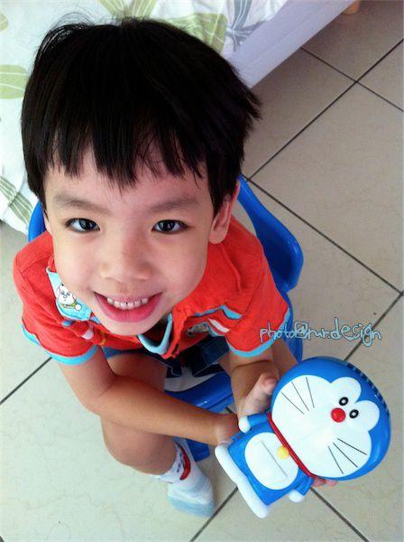 Todd的 哆啦A夢 ドラえもん Doraemon 涼風扇-01.jpg