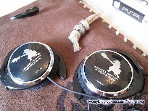 魔物獵人攜帶版 2nd G 限量版週邊配件組‧for PSP -05.jpg