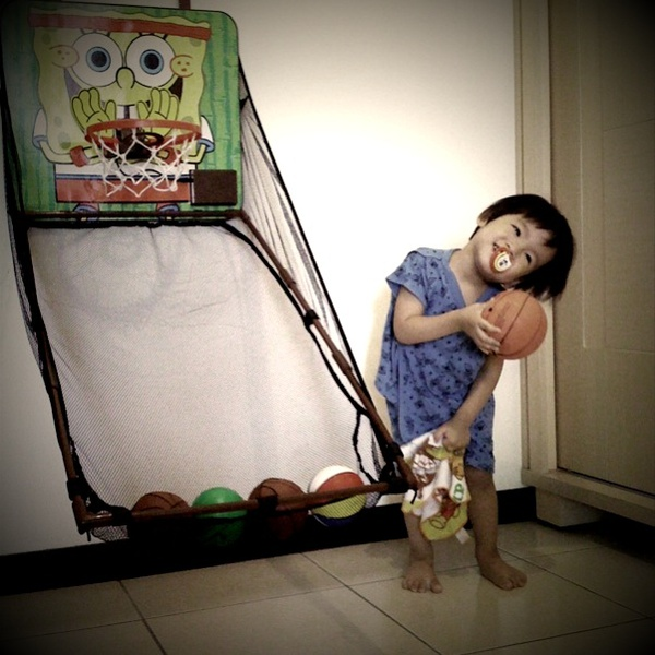海綿寶寶投籃機-03