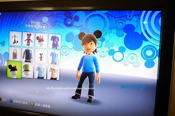 xbox虛擬人偶配件-迪士尼系列02