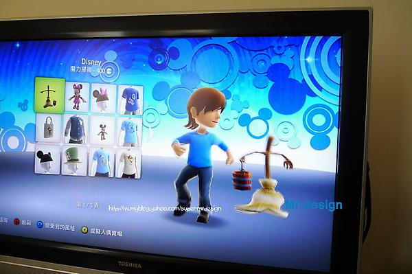 xbox虛擬人偶配件-迪士尼系列03