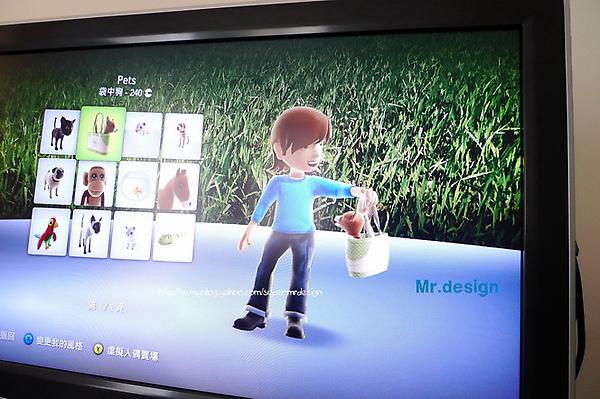 xbox虛擬人偶配件-寵物系列02