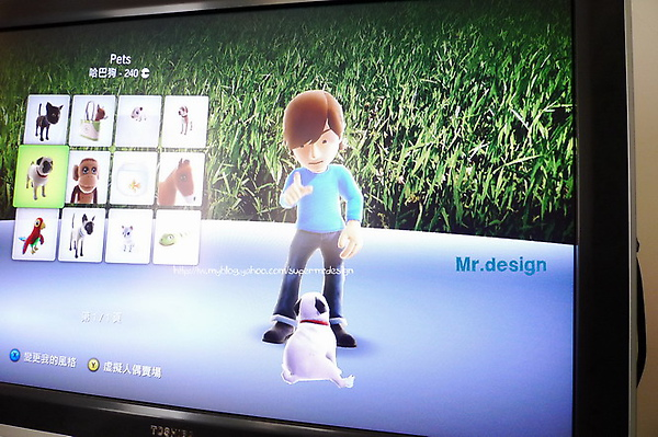 xbox虛擬人偶配件-寵物系列03