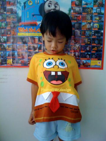 Todd的新衣服~SpongeBob海綿寶寶短袖衣服05-M30.jpg