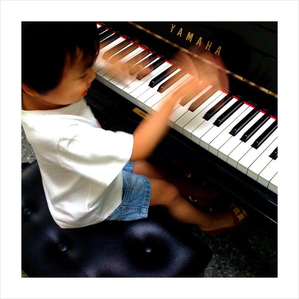 天才迷你鋼琴手~ Todd03