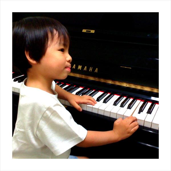 天才迷你鋼琴手~ Todd01