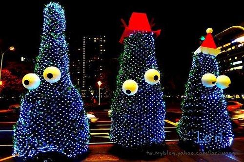 誠品綠園道感受聖誕氛圍.jpg