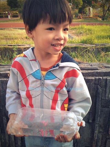 Todd & 6隻水晶小蝦蝦 & 50隻彩虹小小魚02.jpg