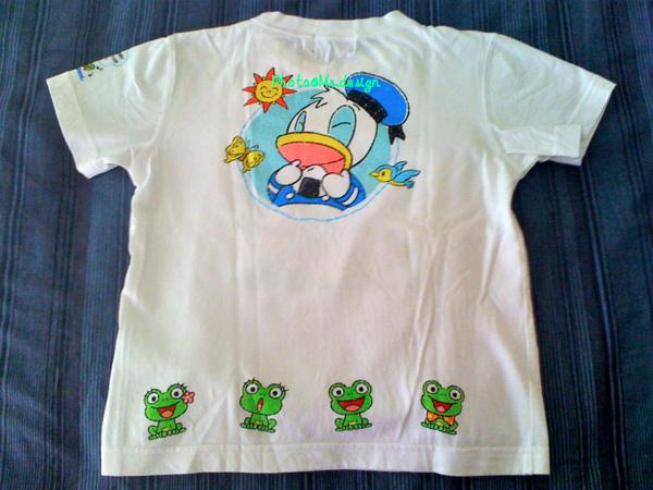小baby 米奇mickey&米妮minnie 兒童服02-M40.jpg