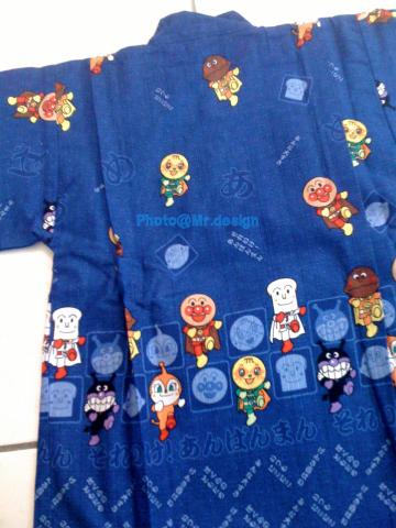 Todd的新衣服~アンパンマン 麵包超人 ANPANMAN 浴衣祭典服06-m30.jpg