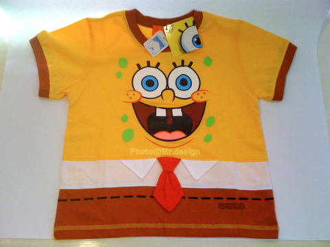 Todd的新衣服~SpongeBob海綿寶寶短袖衣服02-M30.jpg