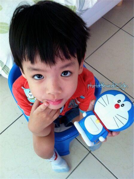 Todd的 哆啦A夢 ドラえもん Doraemon 涼風扇-02.jpg