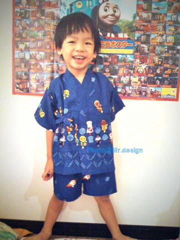 Todd的新衣服~アンパンマン 麵包超人 ANPANMAN 浴衣祭典服01-m30.jpg
