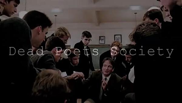 Dead Poets Society 春風化雨 羅賓威廉斯