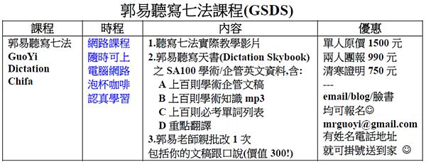 郭易聽寫七法課程 (2)