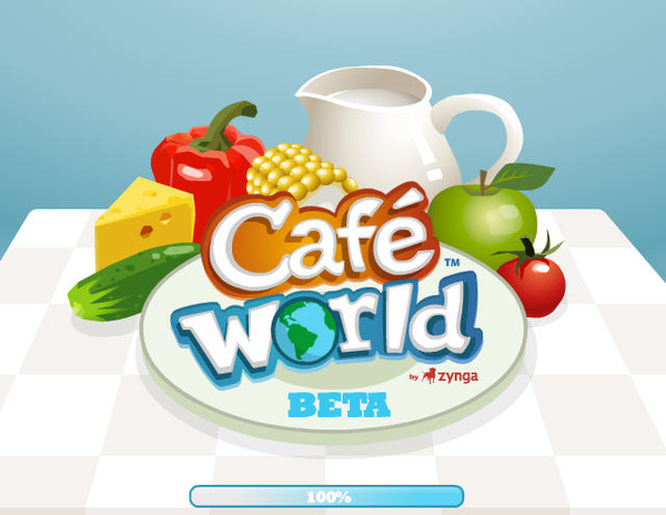 Zynga Cafe World