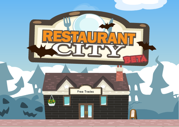 Restaurant City (Halloween)