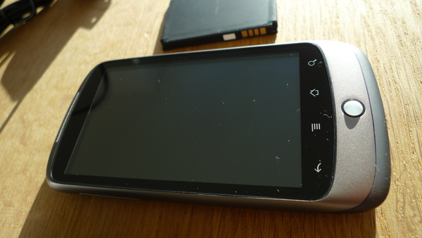 Nexus One side