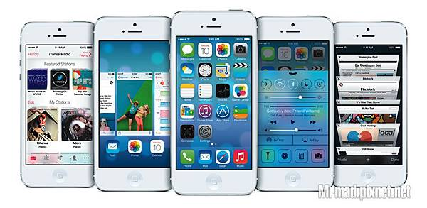 iPhone5-iOS7_app_views