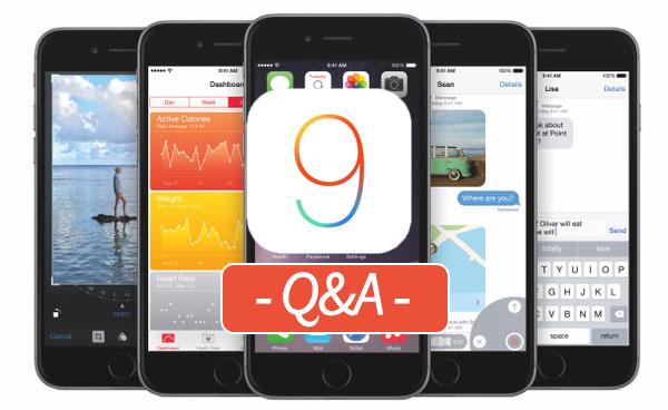 [Q&A]iOS9 各种升级、怪事、更新问题一箩筐之解决方法 @ 疯先生 ::