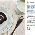 170609_funfoodlover_巧克力燕麥豆漿蛋糕捲&有機濃豆漿-下午茶推薦-405讚.png