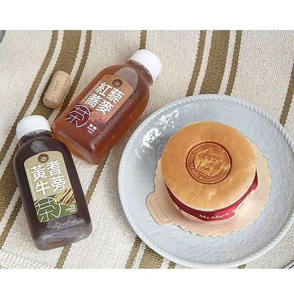 IG-hungry_irene_盆莓乳酪蛋糕+紅藜蕎麥茶+黃金牛蒡茶.jpg