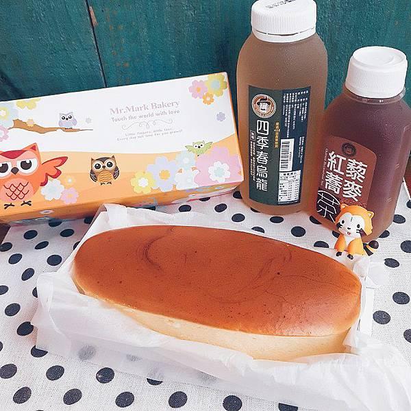 chihchih_belle_覆盆莓乳酪蛋糕+養生茶飲.jpg