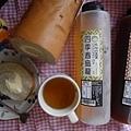 IG_eatingfun55_芝麻燕麥豆漿蛋糕捲+馬可先生喝好茶02.jpg