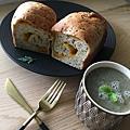 馬可先生-紅藜麥乳酪雜糧土司搭配自製精力湯-早午餐-01.jpg