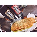 IG-dawnnahi-帕瑪森鹹乳酪起士蛋糕+馬可先生台灣好茶-古早味紅茶-經典紅茶-01.jpg