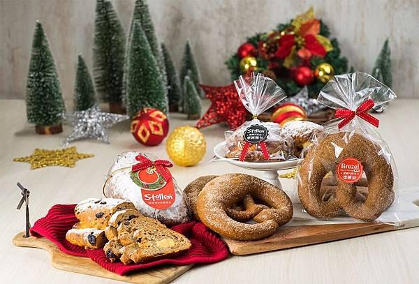 馬可先生-德國結+聖誕蛋糕stollen-01.jpg